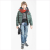 Bikkembergs Kids Jeans Used-Look blau