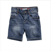 Bikkembergs Kids Denim Shorts