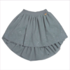 Miss Blumarine Girls Blue Tulle Skirt