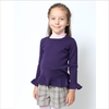 Il Gufo Wolle Pullover deep purple