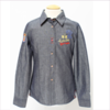 La Martina Poloshirt denim
