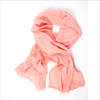 Eddie Pen Girls Coral Lightweight Cotton Scarf