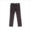 Young Versace Girls Black Skinny Cotton Trousers
