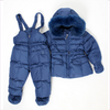 ADD Navy Blue Down Padded Jacket & Salopettes