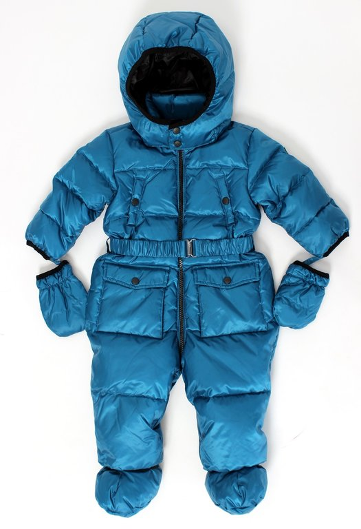 3eade30e9e25 ADD Baby Boys Blue Down Padded Snowsuit - High quality fashion for kids