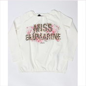 Miss Blumarine Shirt milk Leo
